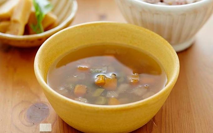 体に優しいカレー&スープセット